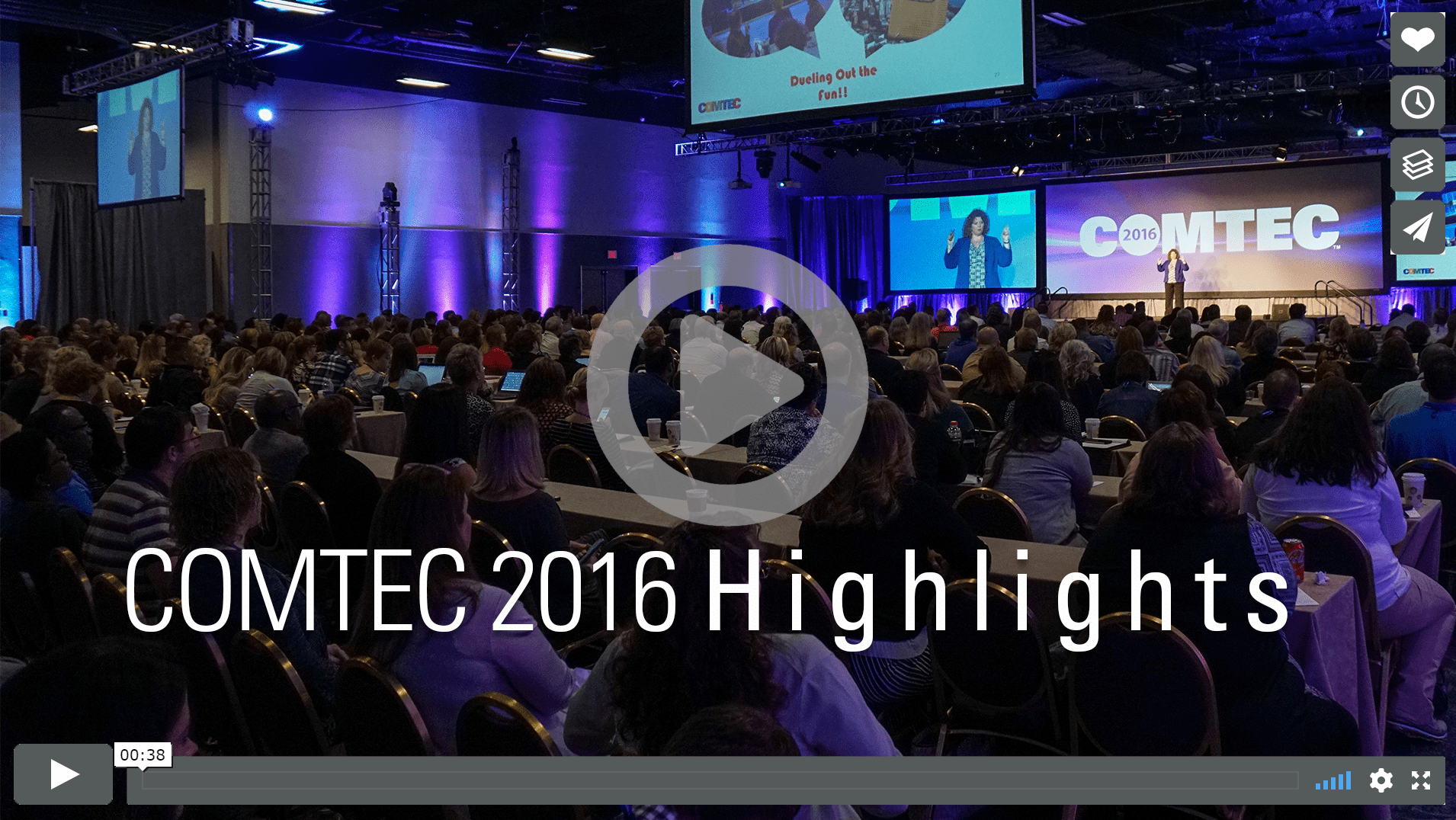 COMTEC 2016 Highlight Video